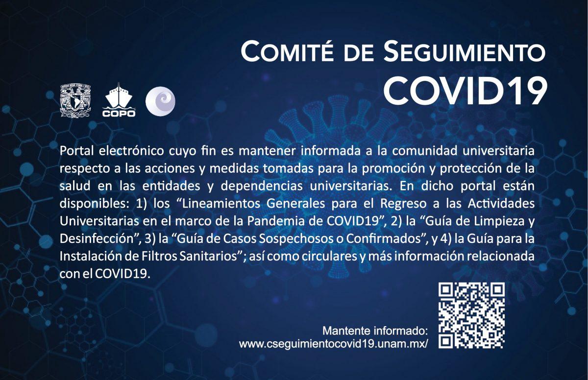 Comité de Seguimiento COVID19