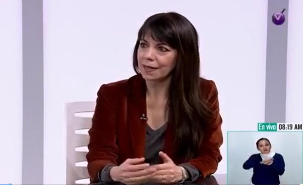 Entrevista Dra. Ligia Pérez-Cruz