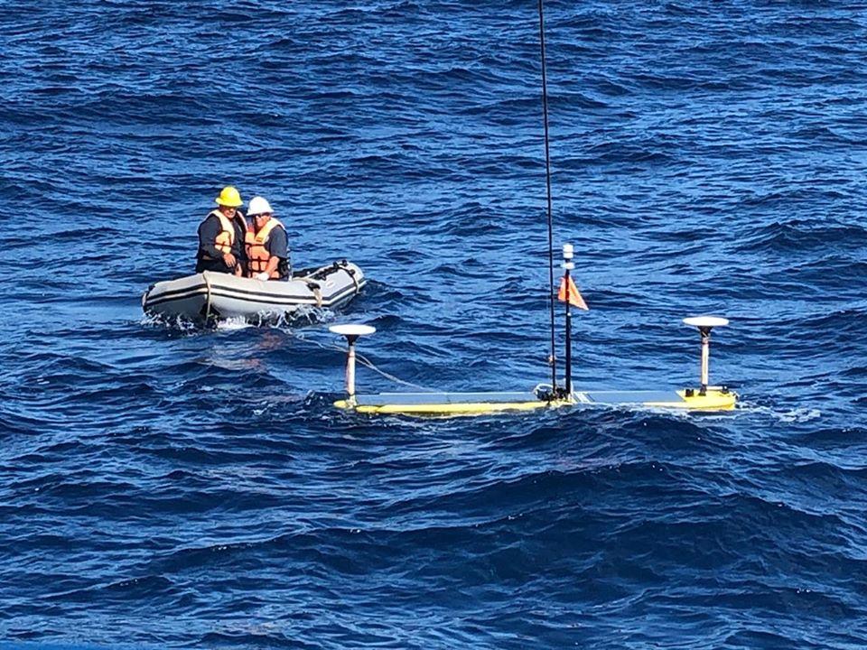 Campaña Oceanográfica GGAP-5