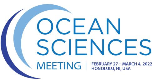 📢 Ocean Sciences Meeting
