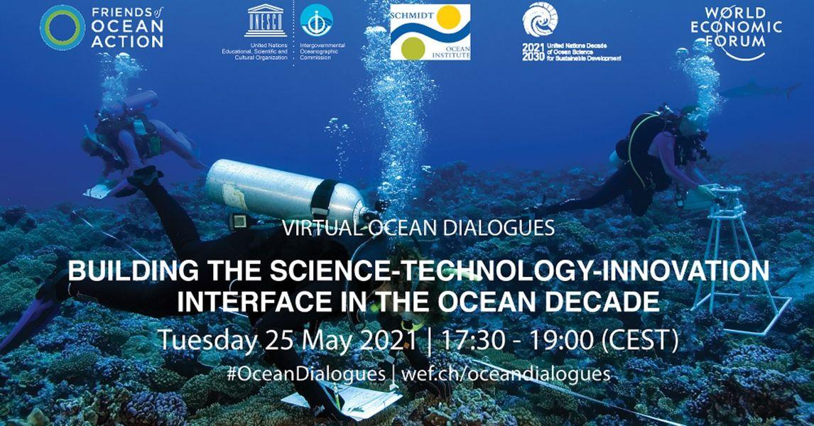 Virtual Ocean Dialogues